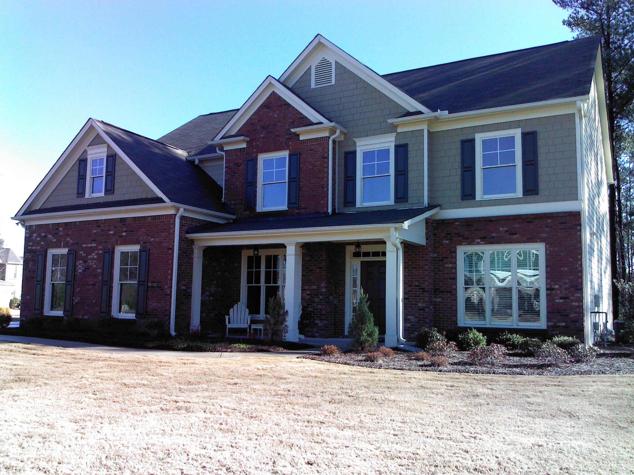 Lake homes forsyth county ga homemade ftempo for Liberty home builders