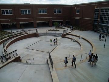 City Of Milton Says Hello To The New Cambridge High School