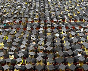 Graduation East Cobb Pope High School