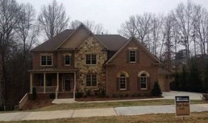 Featured Home of the Month at Windfaire in Roswell