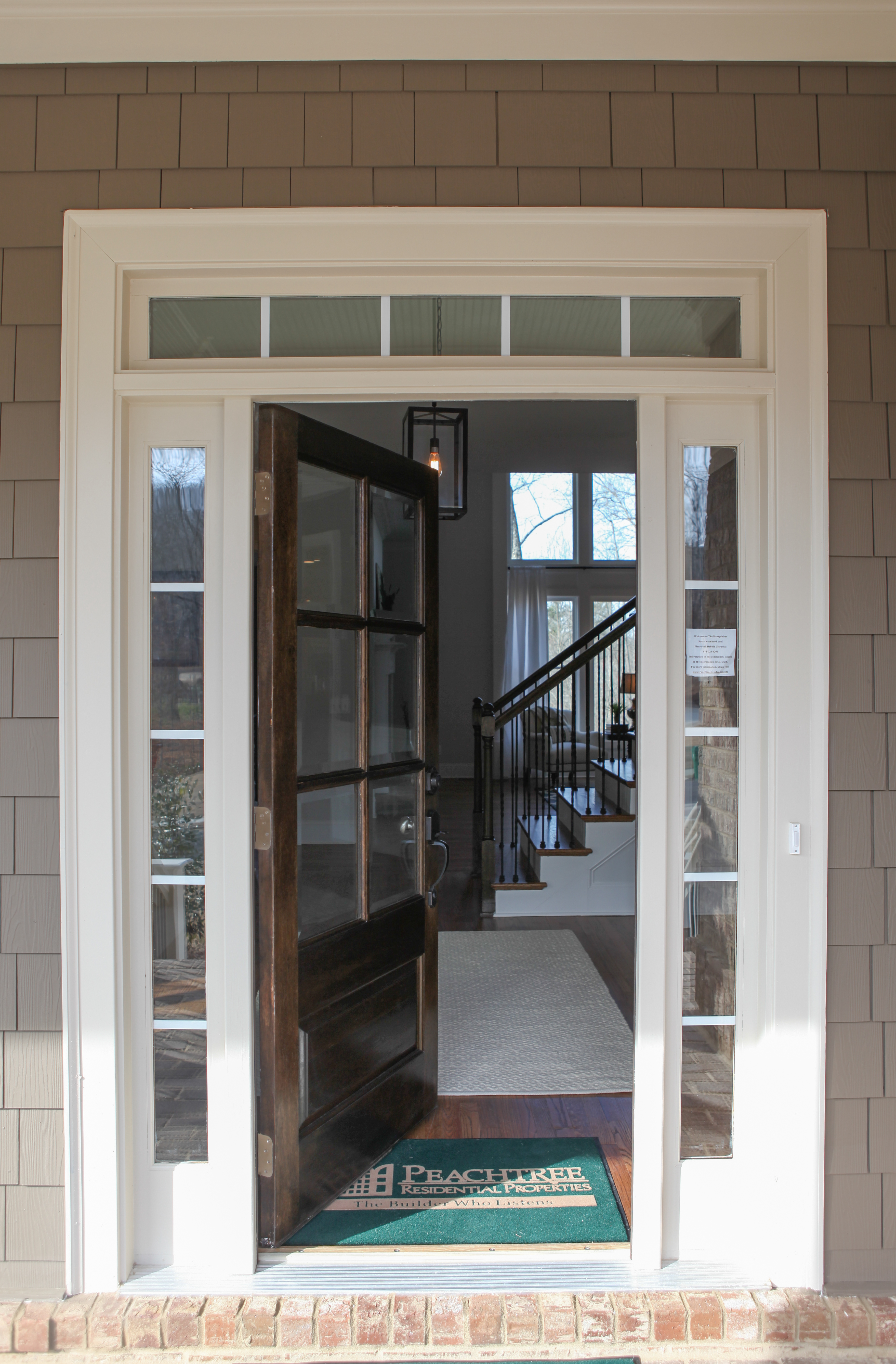 5350 #4B777A  Peachtree User Guide With Peachtree Windows. Peachtree Exterior Doors image Peachtree Entry Doors 46833516