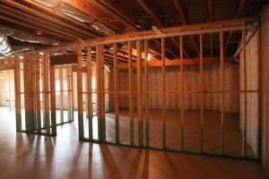Peachtree Basements Ready to Finish!