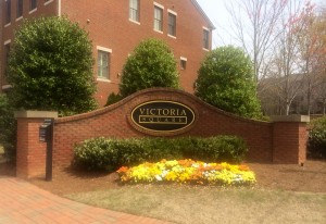 Victoria Square is Peachtree Residential's gorgeous townhome community in downtown Alpharetta!