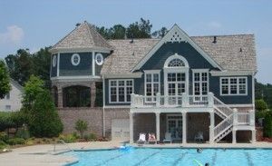 Liberty Pool and Clubhouse in Cumming