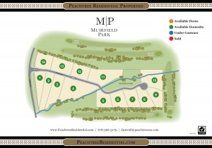 Muirfield Park in Milton Near the Trophy Club Golf Course